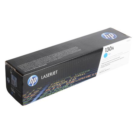 HP 130A CF351A Toner, HP ColorLaserjet Pro M176N - M177FW Orjinal Mavi Toner