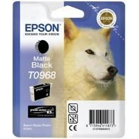 Epson T096840 Mürekkep Kartuþ