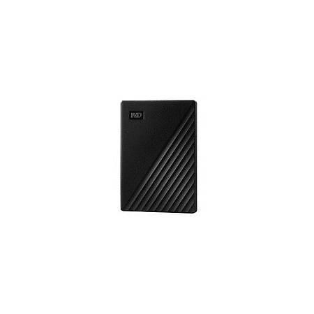 WD WDBPKJ0040BBK-WESN 4 TB My Passport Portable External Hard Drive Black