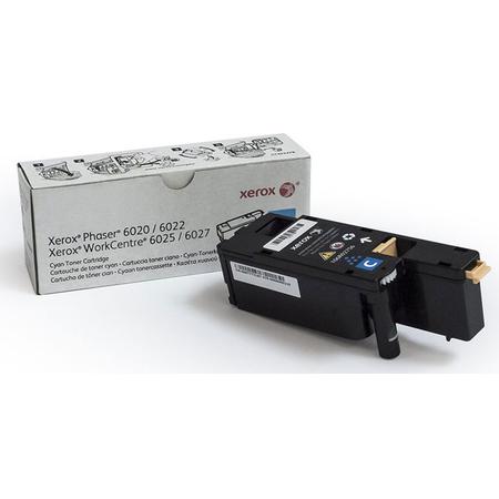 XEROX 106R02760 Phaser 6020 - 6022 - WorkCentre 6025 - 6027 Orjinal Mavi Toner