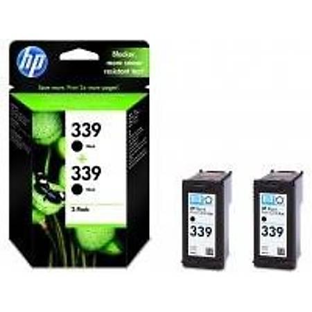 HP C9504E Black Mürekkep Kartuþ (339)