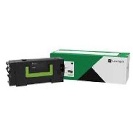 Lexmark 58D5H00 Yüksek Kapasiteli Siyah Toner