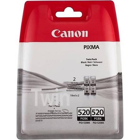 Canon PGI-520BK TwinPack M. Kartuþ 2932B012AA