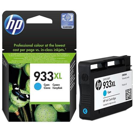 HP 933XL KARTUÞ - HP CN054A 933XL  MAVÝ KARTUÞ