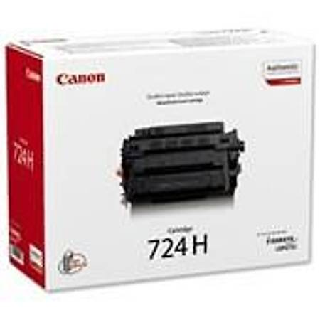 Canon 724H Toner Kartuþ Yüksek Kapasite
