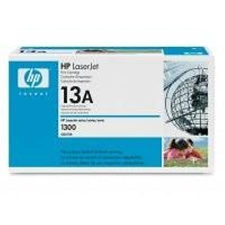 HP Q2613A Black Toner Kartuþ (13A)
