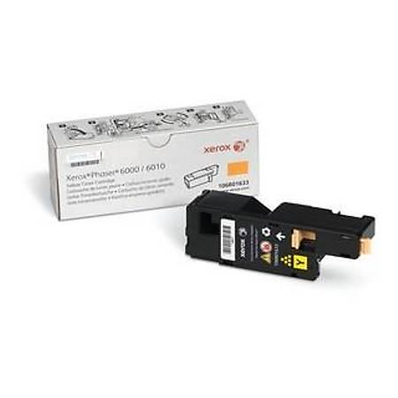 Xerox Phaser 6000/6010/WC6015 Yellow Toner (106R01633)