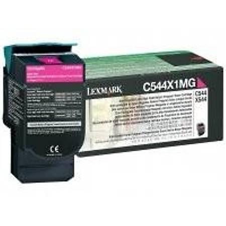 Lexmark C544X1Mg Toner