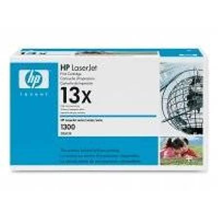 HP Q2613X Black Toner Kartuþ (13X)