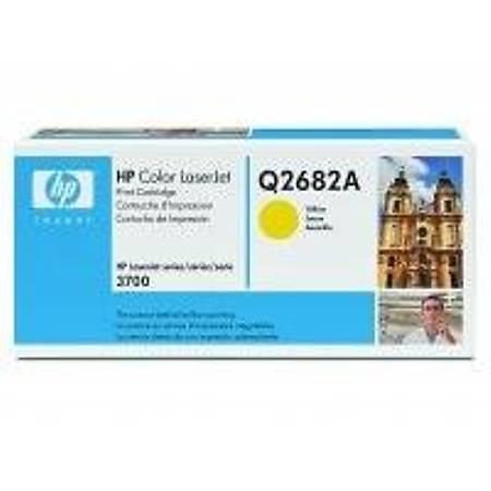 HP Q2682A Yellow Toner Kartuþ (311A)