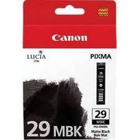 Canon PGI-29 MBK Mürekkep Kartuþ