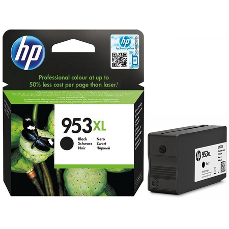 HP 953XL SIYAH KARTUŞ - HP L0S70A 953XL Orjinal Siyah Kartuş