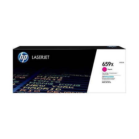 HP W2013X 659X ORJÝNAL MAGENTA TONER