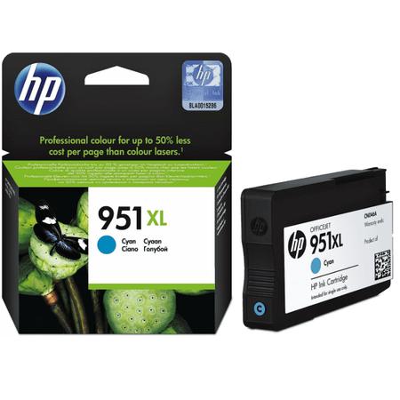 HP 951XL KARTUÞ - HP CN046A 951XL ORJINAL MAVI KARTUÞ