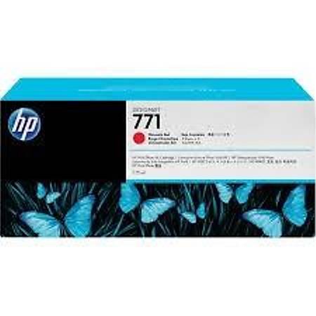 HP B6Y08A Chromatic Red Mürekkep Kartuþ (771C)