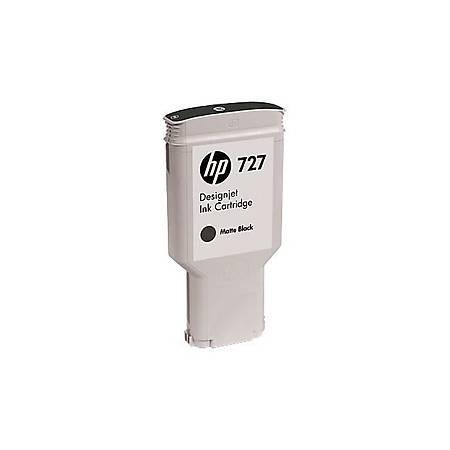 HP C1Q12A Matte Black Mürekkep Kartuþ (727)