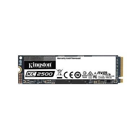 Kingston 500G KC2500 SSD M.2 2280 NVMe