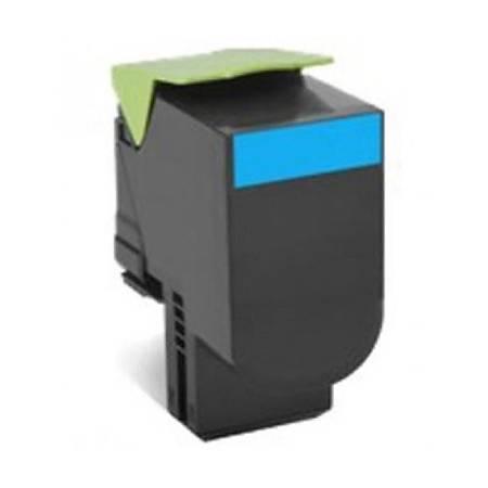 Lexmark 80C8XCE Mavi Corporate Toner 4000 Sayfa
