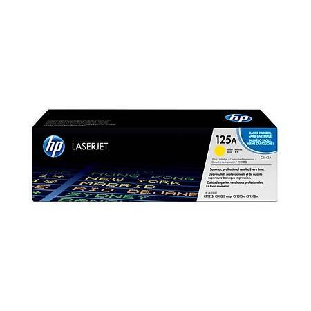 HP CB542A Yellow Toner Kartuþ
