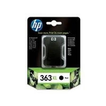 HP C8719E Black Mürekkep Kartuþ (363)