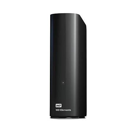 WDBWLG0060HBK-EESN - WD ELEMENTS DESKTOP 6TB BLACK 3.5 ÝNCH 64MB