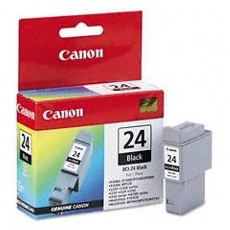 Canon BCI-24 BK Mürekkep Kartuþ
