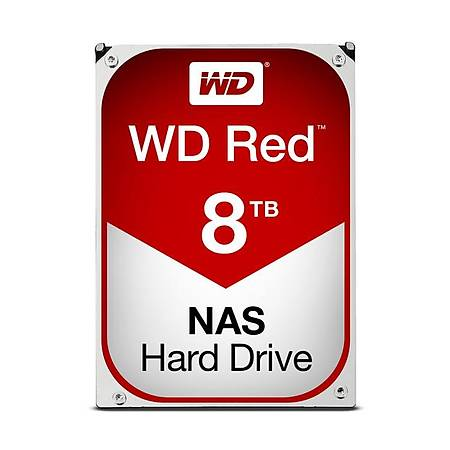 WD WD80EFAX Red 5400 256M SATA3 6GB/S 8TB