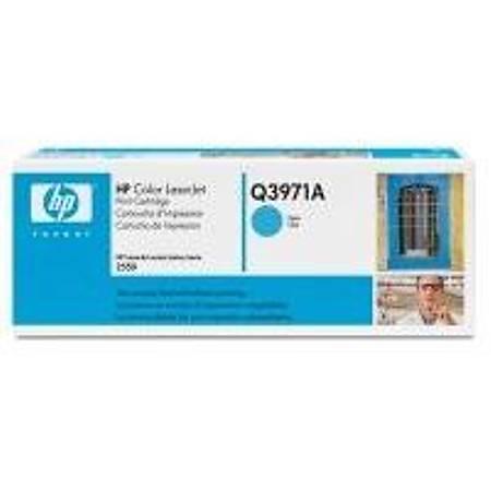 HP Q3971A Cyan Toner Kartuþ
