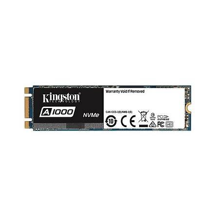 Kingston 480G SSDNow A1000 M.2 2280 NVMe