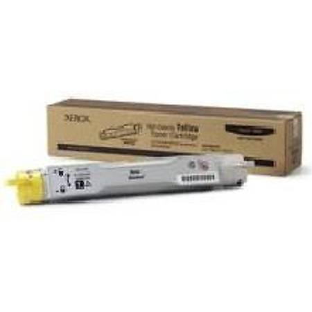 Xerox Phaser 6300 Yüksek Kapasiteli Yellow Toner (106R01084)