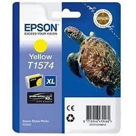Epson 157440 Ink Cartridge Photo-Yellow