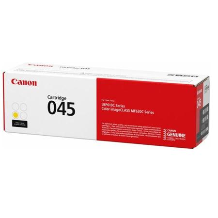 Canon CRG-045Y Orjinal Sarı Toner