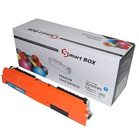 HP 130A CF351A Muadil Toner, HP Color Pro M176N, M177FW Mavi Muadil Toner