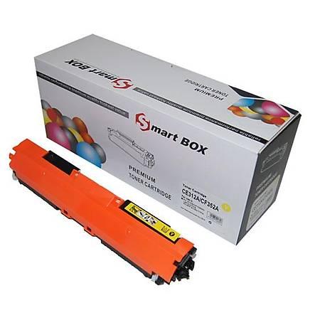 HP 130A CF352A Muadil Toner, HP Color Pro M176N, M177FW Sarý Muadil Toner