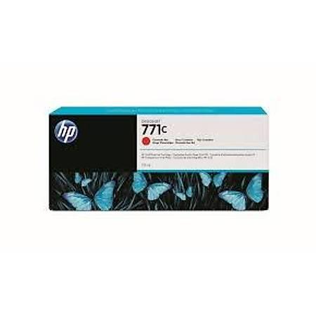 HP B6Y32A Chromatic Red Mürekkep Kartuþ (771C)