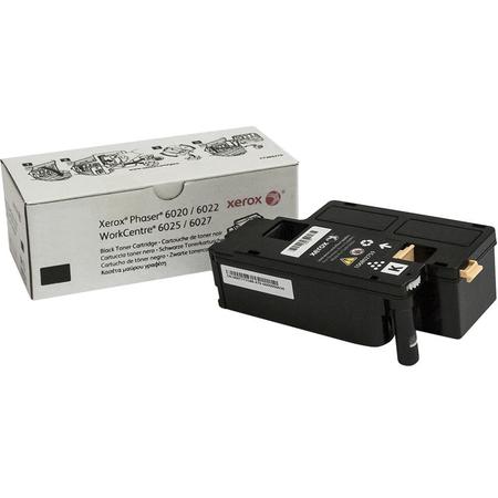 XEROX 106R02763 Phaser 6020 - 6022 - WorkCentre 6025 - 6027 Orjinal Siyah Toner