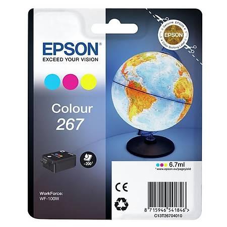 EPSON T267 Cartridge Colour