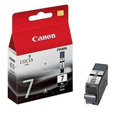 Canon PGI-7 BK Mürekkep Kartuþ