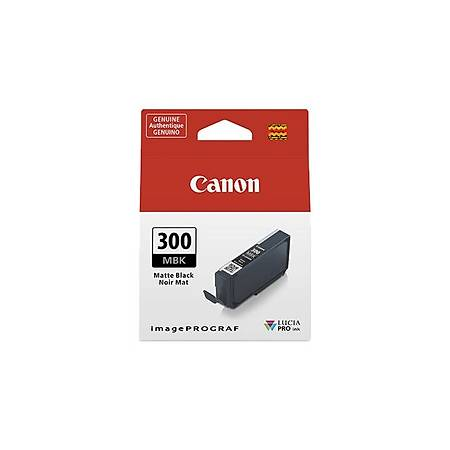 Canon PFI-300 MBK EUR/OCN 4192C001