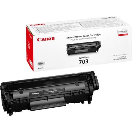 Canon CRG-703 - Canon LBP 2900, LBP 3000 Orjinal Toner