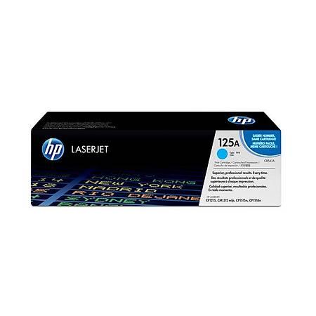 HP CB541A Cyan Toner Kartuþ