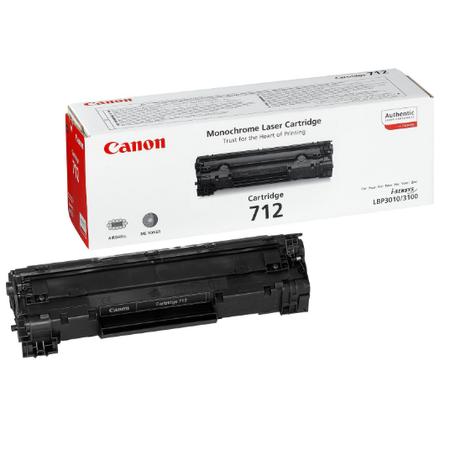 Canon 712 Toner - Canon I-SENSYS LBP3100 - LBP3010 Orjinal Toner