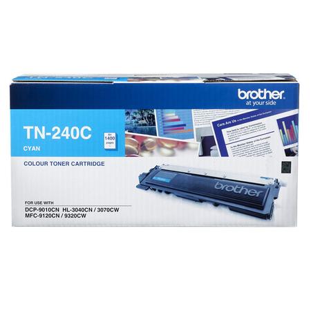 BROTHER TN-240C - HL3040CN - HL3070CW - DCP-9010CN - MFC-9120CN - MFC-9320CW ORJINAL MAVÝ TONER