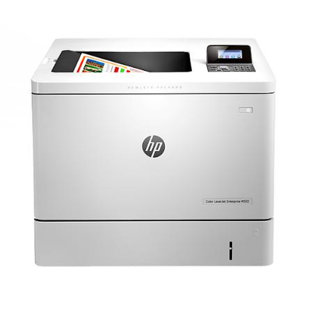 HP B5L24A LaserJet Enterprise M553n Renkli Yazıcı