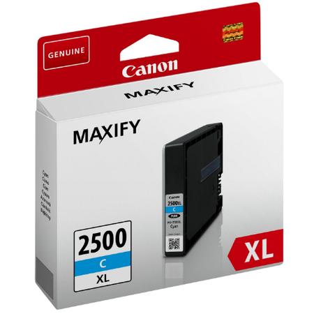 Canon PGI-2500XL Yüksek Kapasiteli Mavi Orijinal Kartuþ