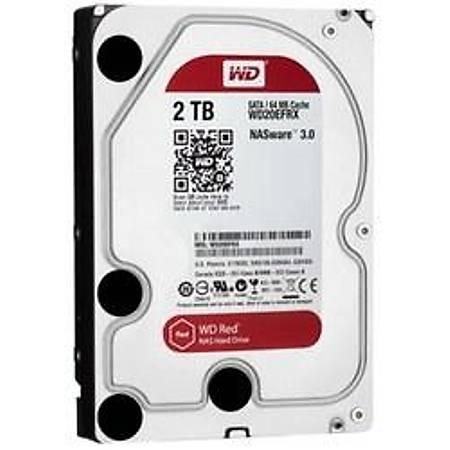 WD Red Pro 2TB NAS 7200 RPM SATA 6 Gb/s 64MB