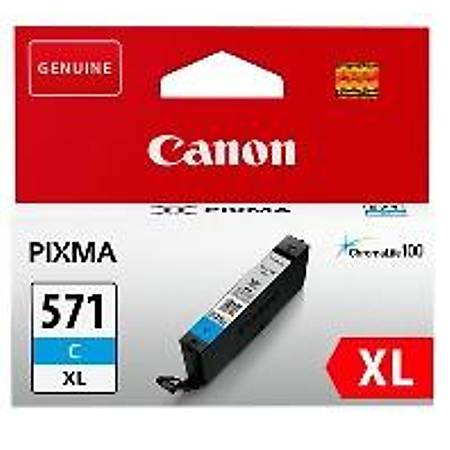 Canon CLI-571XL Cyan Mürekkep Kartuþ - 0332C001AA