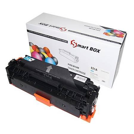 HP 304A CC531A Muadil Toner, Hp CP2025N, CP2025DN, CM2320NF, CM2320Fxi Mavi Muadil Toner