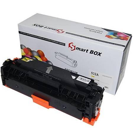 HP 304A CC532A Muadil Toner, Hp CP2025N, CP2025DN, CM2320NF, CM2320Fxi Sarý Muadil Toner
