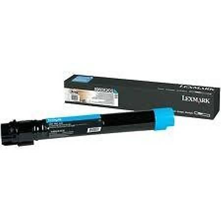 Lexmark X950X2CG Mavi Toner